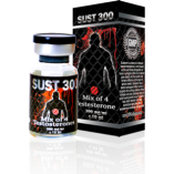 UFC PHARM SUST 300(usa) ( Testosterone Mix 300 мг/мл 10мл)