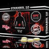 UFC PHARM STANABOL 10 (Станазолол 100 tab/10 mg)