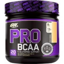 O.N. Pro BCAA+Glutamine (390 g) (Фруктовый пунш, ягода-лимонад, пунш)