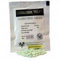 British Dragon Clenbuterol Кленбутерол 100tab|40mkg (Китай)