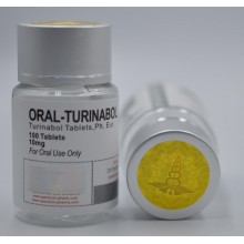 Spectrum Oral-Turinabol Туринабол (100таб 10мг EU)