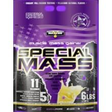 Гейнер Maxler Special Mass Gainer 6lb 2.7кг(шоколад, клубника, ваниль) Германия