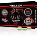UFC PHARM TREN A 10 (Тренболон Ацетат 100 tab/10 mg)