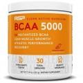 RSP BCAA 5000, 225 gr. (Апельсин-Манго, Голубика)