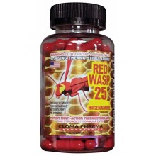 CLOMA PHARMA Red Wasp-25 (75caps)