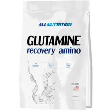 All Nutrition Glutamine recovery amino 1000 гр. (апельсин, лимон) Польша