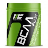 Muscle Care Bcaa Plus 400 гр (апельсин, груша, лимон, экзотик, малина) Польша