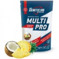 Genetic Lab MULTI PRO 1000g/30 serv (Шоколад, печенье, клубника, ваниль, кокос, пина-колада)