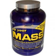 Гейнер MHP Up Your Mass 2.27kg (Печенье с кокосом)
