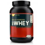 100% Whey Protein Gold Standart 909гр. (клубника, торт, шоколад, каппучино, клубника-банан, ваниль, роки роуд)