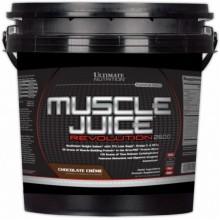 Гейнер Muscle Juice Revolution 5040 гр. (Шоколад, Печенье)