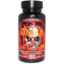 Dark Pharm Герань DMAA 50 mg (90 капсул)