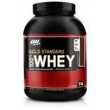100% Whey Protein ON Gold Standard 2.3кг (печенье, тройной шоколад, банан, молочный шоколад, ваниль, Клубника Банан, Мокка Капучино, Мятный Шоколад, Роки Роуд)