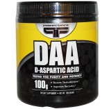 DAA, D-Aspartic Acid 100гр.