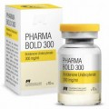 PHARMABOLD 300, (Pharmacom Болденон Ундециленат 300 мг/мл 10мл)