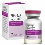 PHARMANAN D 300 (Pharmacom nandrolone decanoate 300 мг/мл 10 мл)