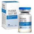 PHARMASUST 300, (Pharmacom Testosterone Mix 300 мг/мл 10 мл)