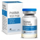 PHARMATEST P 100, (Pharmacom Testosterone Propionate 100 мг/мл 10 мл)