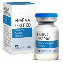 PHARMATEST P 100, (Pharmacom Testosterone Propionate 100 мг/мл 10 мл)