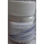 Туринабол (Bayer AG 10 mg 100 tab)