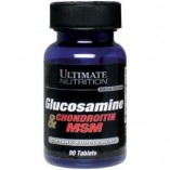 Ultimate Nutrition Glucosamine & Chondroitin & MSM (90 t)