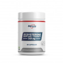 Genetic Lab Ecdysterone 60капс по 348мг.