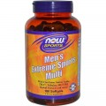 NOW Men's Extreme Sports Multi 90 softgels