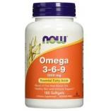 NOW Omega 3-6-9 1000 mg 100 капс.