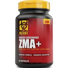 Mutant ZMA+ 90 caps.