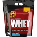 Protein Mutant Whey 4.5кг (Шоколад, Ваниль, клубника, печенье)
