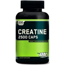 O.N. Creatine 2500 mg, 200 caps.