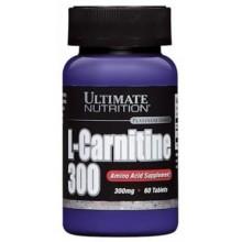 Ultimate L-Carnitine 300 mg, 60 tab