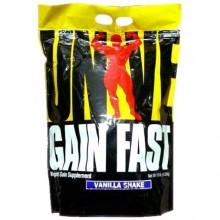 Гейнер Universal Gain Fast 3100 4.5кг (Шоколад, Пина-Колада)