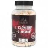 Magnus L-Carnitine+L-Arginine (350мг+50мг/180 капс. Индия)