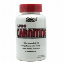 Lipo 6 L-Carnitine 120 жидких капсул.