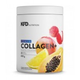 KFD Коллаген +Витамин С +MSM 400гр (апельсин-лимон, клубника-малина, яблоко-вишня) Польша