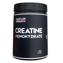 Muscles Design Creatine monohydrate 300гр.