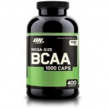 BCAA 1000 caps от Optimum Nutrition, 400 капсул.