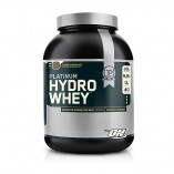 Гидролизованный протеин Optimum Nutrition, Platinum Hydrowhey 1,590 g (шоколад, клубника, ваниль)