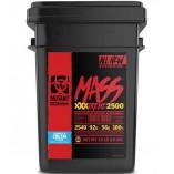 Гейнер Mutant Mass XXXTREME 2500, 22 lbs. 10кг (Ваниль Тройной Шоколад Печенье со Сливками)