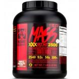 Гейнер Mutant Mass XXXTREME 2500 7 lbs. 3,2кг (Ваниль Тройной Шоколад Печенье со Сливками)