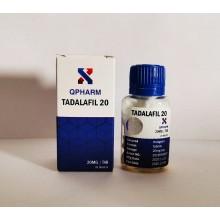 Q-Pharm Сиалис Тадалафил (20таб/20мг) Китай