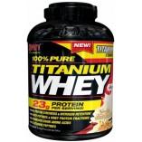 SAN 100% Pure Titanium Whey 5 lbs. (Капучино, Шоколад)