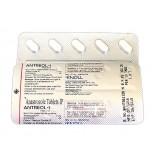 Antreol-1 (Анастрозол 1мг 10 таблеток) Индия