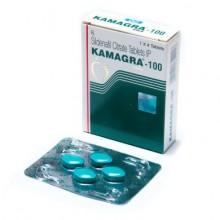 Kamagra Gold 100мг (Виагра Силденафил 4шт) Индия