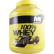 MN 100% Whey protein 1820г