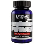 Ultimate Arginine Power 800 mg 100 caps.