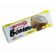 BOMBBAR Протеиновый батончик (20гр белка, 0 сахара, 20гр клетчатки)
